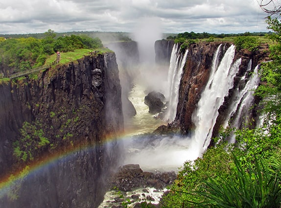 South Africa - Victoria Falls - Chobe Tour