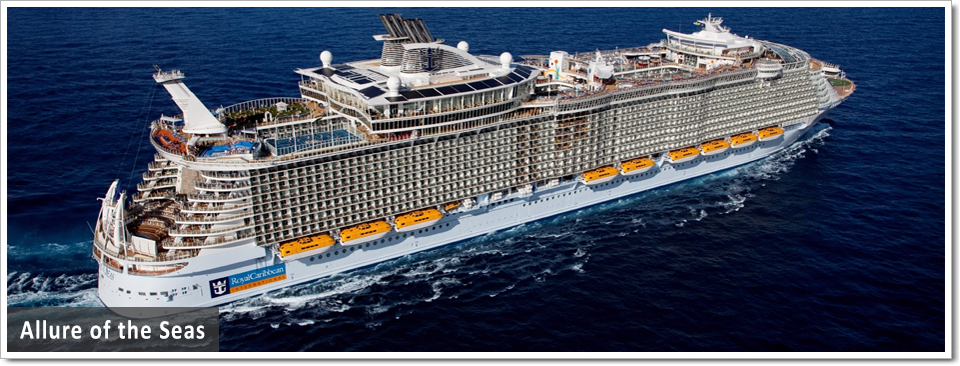 Allure of the seas cruise vacations royal caribbean international