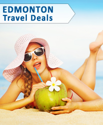 Vacation Packages from Edmonton