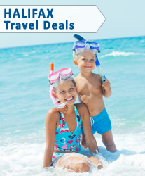 Vacation Packages from Halifax