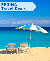 Vacation Packages from Regina