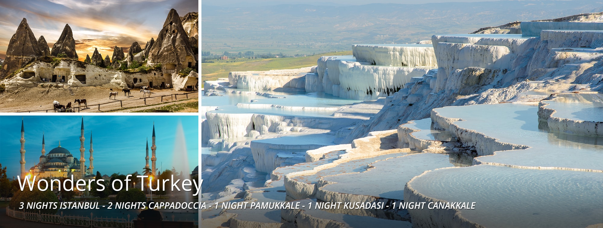 Cheap Tours From Istanbul To Cappadocia