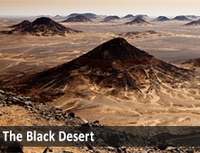 ancient egypt desert safari white desert black. Black Bedroom Furniture Sets. Home Design Ideas