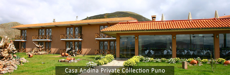 Casa Andina Private Collection Puno