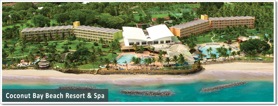Coconut bay beach resort and spa all inclusive coconut for Best spa vacation packages