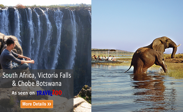 South Africa, Victoria Falls and Chobe Botswana